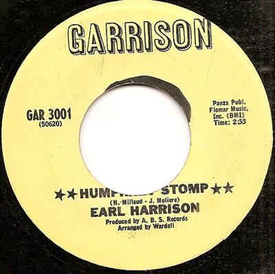 Earl Harrison Humphrey Stomp Can You Forgive Me