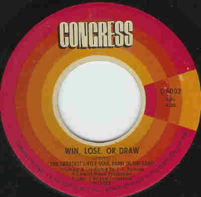 Win Lose Or Draw Greatest Little Soul Band In The Land Congress