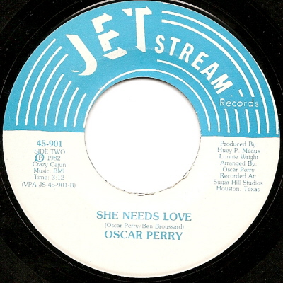 Oscar Perry The Love Generators Main String I Was Right