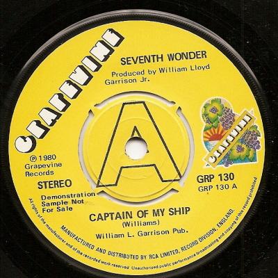Seventh Wonder Captain Of My Ship Pharaoh