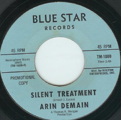 Arin Demain Silent Treatment