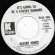 Northern Soul, Rare Soul - ALBERT JONES, IT'S GONNA BE A LOVELY SUMMER