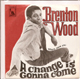 BRENTON WOOD GERMAN PIC SLEEVE, A CHANGE IS GONNA COME
