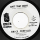 Northern Soul, Rare Soul - BRICE COEFIELD, AIN'T THAT RIGHT