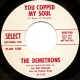Northern Soul, Rare Soul - DEMETRONS W/D, YOU COPPED MY SOUL