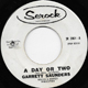 Northern Soul, Rare Soul - GARRETT SAUNDERS, A DAY OR TWO