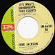 Northern Soul, Rare Soul - JUNE JACKSON D, ITS WHAT'S UNDERNEATH THAT COUNTS