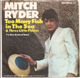 Northern Soul, Rare Soul - MITCH RYDER PIC SLEEVE, TOO MANY FISH IN THE SEA