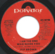 Northern Soul, Rare Soul - PEP BROWN, I AM THE ONE WHO NEEDS YOU