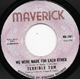 Northern Soul, Rare Soul - TERRIBLE TOM ISSUE, WE WERE MADE FOR EACH OTHER