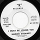 Northern Soul, Rare Soul - MARION STEWART, I MUST BE LOSING YOU