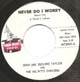 Northern Soul, Rare Soul - SEAN (MR ESQUIRE) TAYLOR AND THE VIC PITTS CHEATERS, NEVER DO I WORRY (ABOUT YOU)