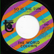 Northern Soul, Rare Soul - WORLD COLUMN, SO IS THE SUN